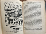 Real Book About Ships by Irvin Block, Illustrated by Manning deV. Lee, Vintage 1953