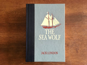The Sea Wolf by Jack London, Illustrated by John L Cobbs, Vintage 1989