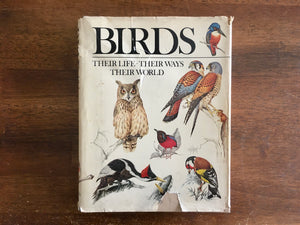 Birds: Their Life, Their Ways, Their World, Vintage 1979, Reader's Digest