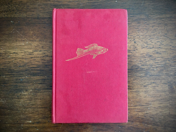 Aquarium Fish in Color, Vintage 1966, Color Plates by N. Norvil, HC