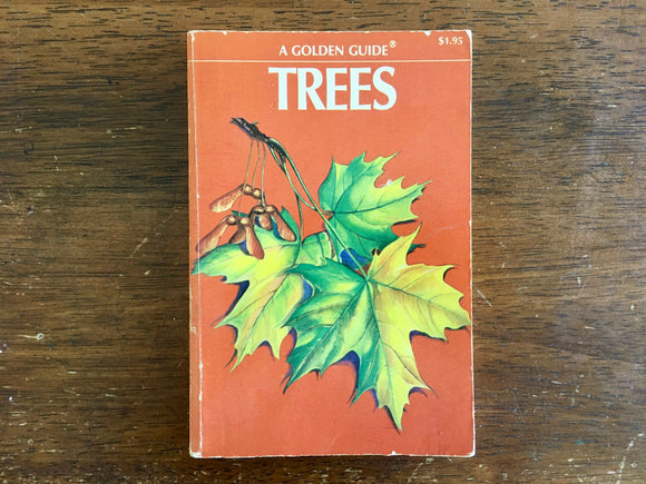 Trees, A Golden Guide, Vintage 1956