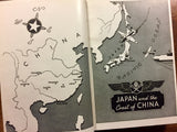 Thirty Seconds Over Tokyo by Captain Ted W. Lawson, Landmark Book, Vintage 1953, Illustrated