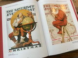 Christmas with Norman Rockwell, Large HC, Illustrated, 2011, John Kirk