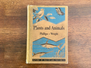Plants and Animals: Nature - By Seaside and Wayside III, Vintage 1936 Textbook