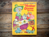 Richard Scarry's Favorite Mother Goose Rhymes, Hardcover Book, Vintage 1976