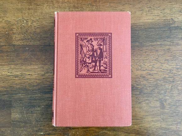 Treasure Island by Robert Louis Stevenson, Illustrated by William Sharp, 1949