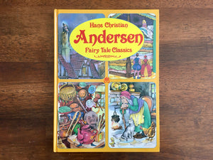 Hans Christian Andersen Fairy Tale Classics, Illustrated by Yuri Salzman, 1987