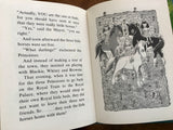 Three Little Horses: Blackie, Brownie and Whitney by Piet Worm, Vintage 1958