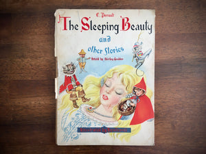 The Sleeping Beauty and Other Stories, Shirley Goulden, BenDenuti Illustrated