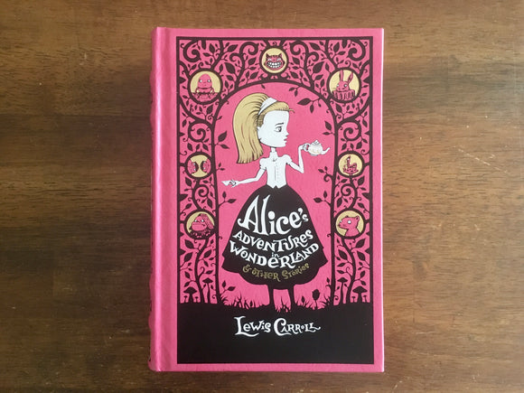 Alice's Adventures in Wonderland & Other Stories by Lewis Carroll, 2010, Leather