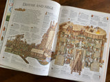 Stephen Biesty's Cross-Sections: Castle, Hardcover Book with Dust Jacket