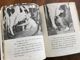 Dee and Curtis on a Dairy Farm by Joan Liffering, The Farm Life Series, Vintage 1957