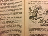 Uncle Remus: His Songs and His Sayings by Joel Chandler Harris, Vintage 1921, Illustrated