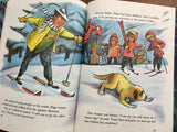 Ski Pup, Written and Illustrated by Don Freeman, Vintage 1963, HC