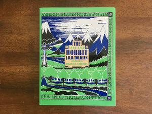 The Annotated Hobbit by J.R.R. Tolkien, Annotated by Douglas A. Anderson, Vintage 1988, Illustrated by the Author, 1st Edition