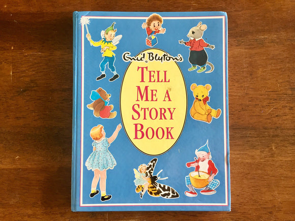 Enid Blyton's Tell Me A Story Book, Hardcover, Illustrated