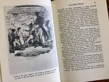 Oliver Twist by Charles Dickens, Great Illustrated Classics, Unabridged, Vintage 1979, Illustrated by George Cruikshank