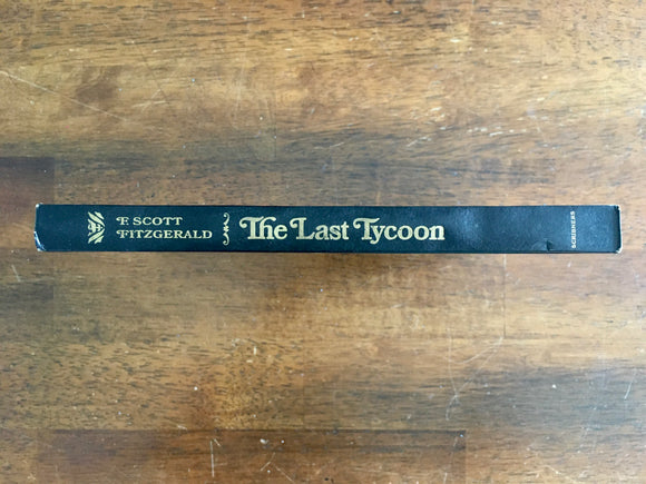 The Last Tycoon by F. Scott Fitzgerald, Vintage 1969, Hardcover Book