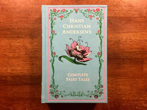 Hans Christian Andersen's Complete Fairy Tales, Translation by Jean Hersholt, Hardcover Book