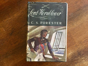 Lord Hornblower by C.S. Forester, 1st Edition, Vintage 1946