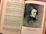 The Poetical Works of Tennyson, Vintage 1951, Hardcover Book, Illustrated