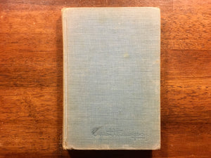 The Old Man and the Sea by Ernest Hemingway, Vintage 1952, 1st Edition W Print