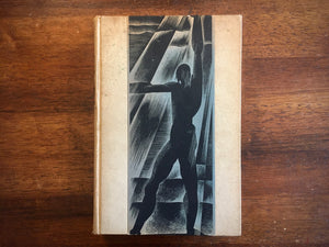 Frankenstein or The Modern Prometheus, Mary Shelley, Lynd Ward, 1st Edition, 1934