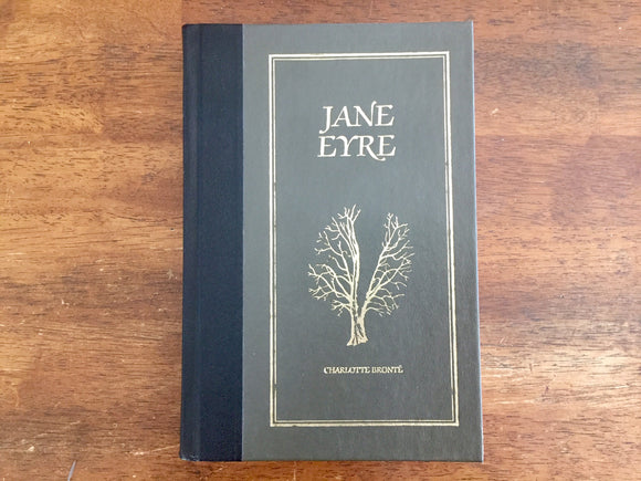 Jane Eyre by Charlotte Bronte, Illustrations by Richard Lebenson, Reader's Digest Edition