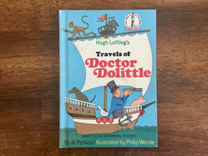 Hugh Lofting's Travels of Doctor Dolittle, Adapted for Beginning Readers by Al Perkins
