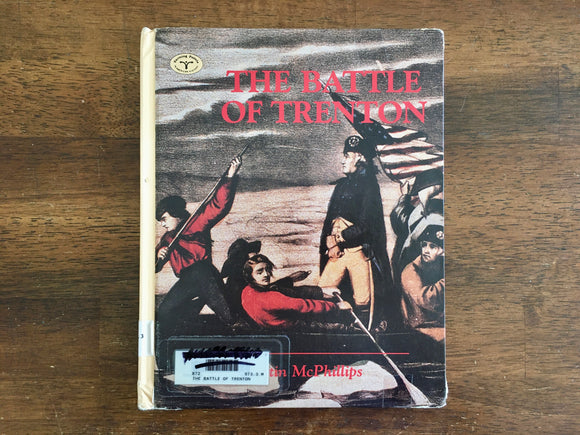 The Battle of Trenton, Turning Points in American History, Vintage 1985, HC