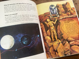 The Star Wars Question and Answer Book About Space, HC, Science, Illustrated