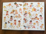 Gyo Fujikawa's A to Z Picture Book, Hardcover, Illustrated