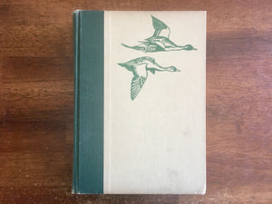 Birds of America with 106 Plates in Full Color by Louis Agassiz Fuertes, Garden City Books, Vintage 1936, Hardcover Book