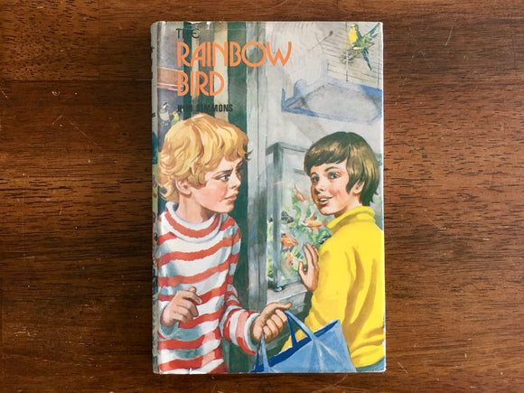 Rainbow Bird by Kim Simmons, Victory Press, Vintage 1976, HC DJ