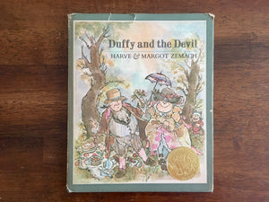 Duffy and the Devil: A Cornish Tale Retold by Harve Zemach, Vintage 1974, 2nd Print