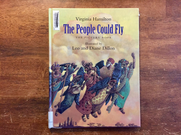The People Could Fly Picture Book, Virginia Hamilton, Leo and Diane Dillon Illustrated