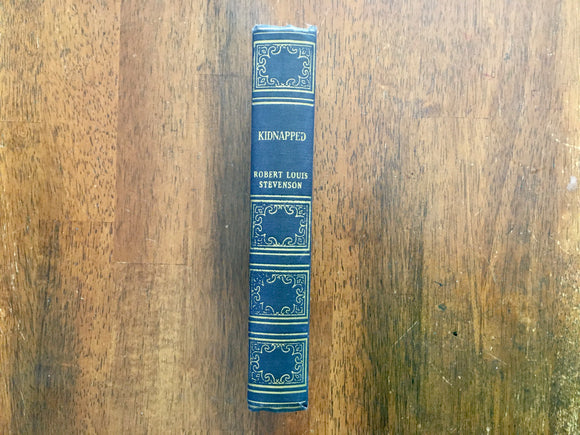 Kidnapped by Robert Louis Stevenson, Vintage HC