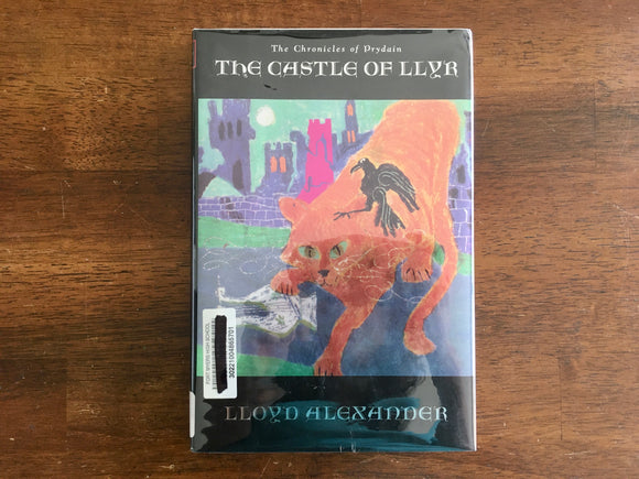 The Castle of Llyr by Lloyd Alexander, The Chronicles of Prydain, 1999, HC DJ