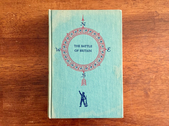 The Battle of Britain by Quentin Reynolds, Landmark Book, Vintage 1953
