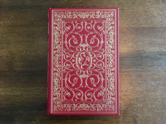 Eight Comedies by William Shakespeare, Franklin Library, Leather, 1978