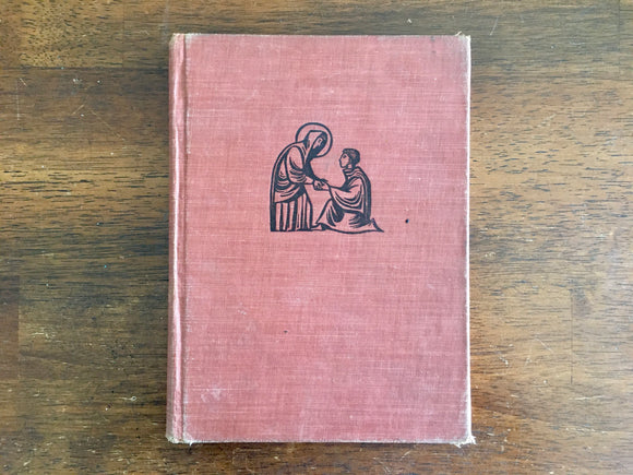 The Saints and Your Name by Joseph Quadflieg, Vintage 1957, Illustrated, HC