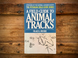 Animal Tracks, Peterson Field Guide, PB, Nature Study, Reference