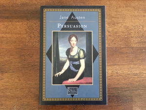Persuasion by Jane Austen, Hardcover with Dust Jacket