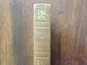 Hannibal by Jacob Abbott, Makers of History, Antique, Hardcover Book, Werner