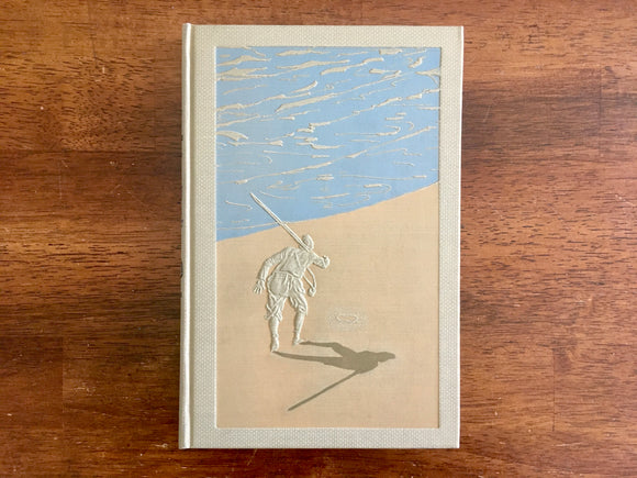 Robinson Crusoe by Daniel Defoe, Illustrated by Edward A Wilson, Vintage 1930, HC