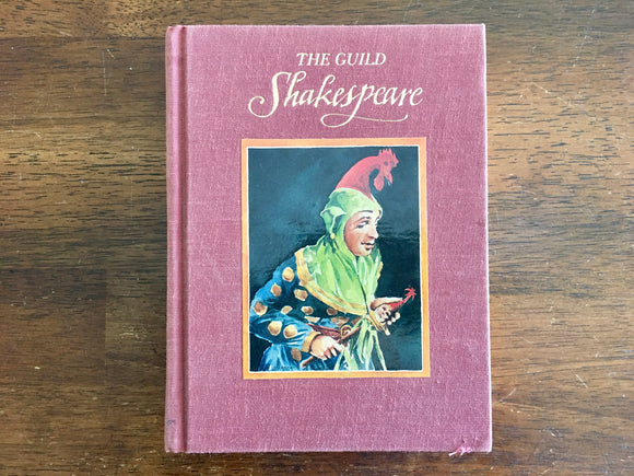 The Guild Shakespeare: As You Like It, Twelfth Night or What You Will by William Shakespeare