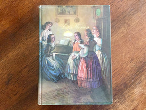 Little Women by Louisa May Alcott, Illustrated by Louis Jambor, Illustrated Junior Library Edition, Vintage 1979, Hardcover Book