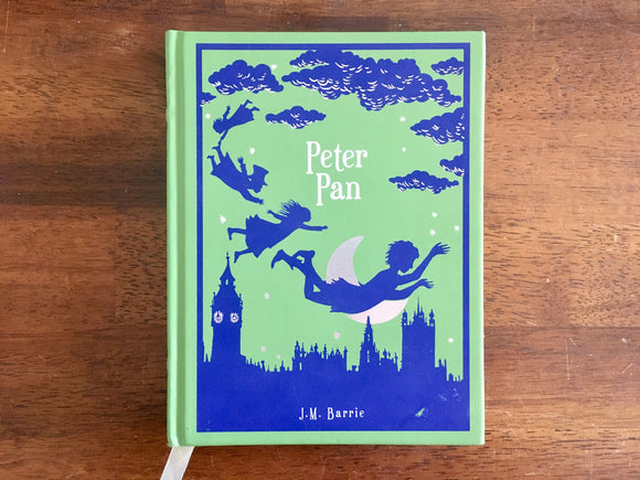 Peter Pan by J.M. Barrie, Illustrated by F.D Bedford, Hardcover