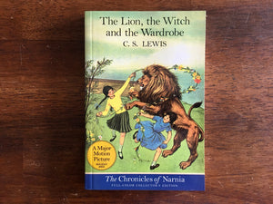 The Lion, the Witch and the Wardrobe, C.S. Lewis, Illustrated, Chronicles of Narnia