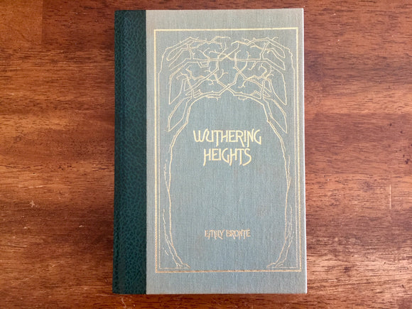 Wuthering Heights by Emily Bronte, Illustrations by Skip Liepke, Reader's Digest Edition